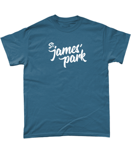 St James' Park Geordie Mens T-Shirt
