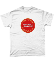 Load image into Gallery viewer, 'Newcastella' Geordie Mens T-Shirt