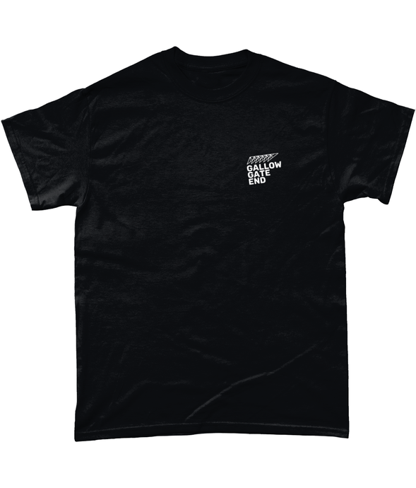'Gallowgate End' Geordie Mens T-Shirt