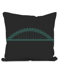 Tyne Bridge cushion (40cm)