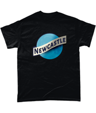 Load image into Gallery viewer, Newcastle Moon Geordie Mens T-Shirt