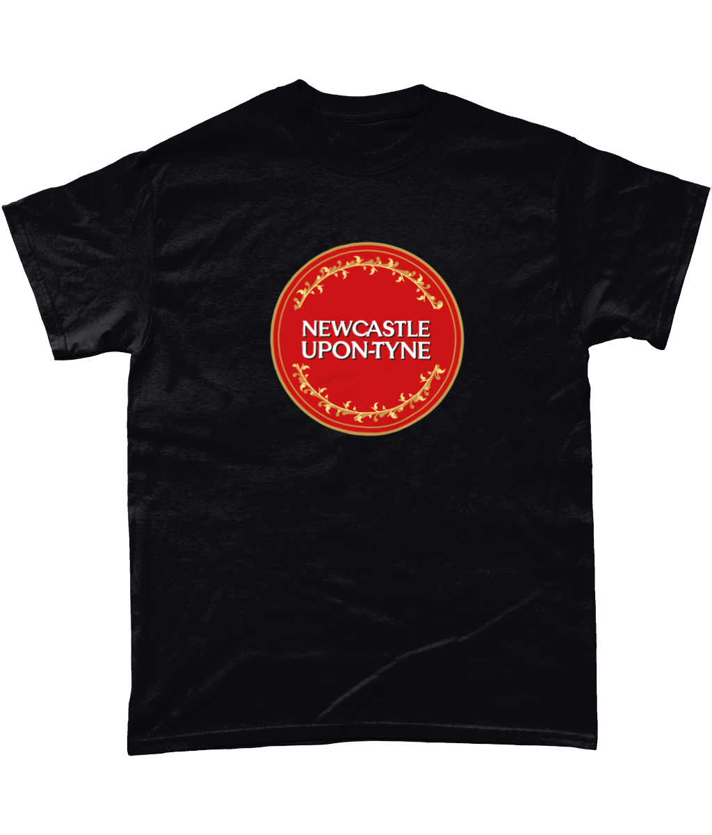 'Newcastella' Geordie Mens T-Shirt