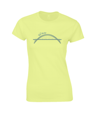 Load image into Gallery viewer, Lasses Tyne Bridge T-shirt SoftStyle®