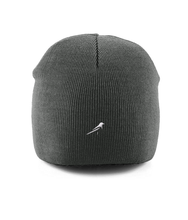 Load image into Gallery viewer, Magpie Embroidered Knitted Beanie Hat