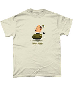 Rafa's Toon Army Mens T-Shirt