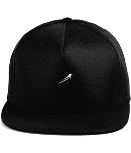 Magpie Embroidered Geordie Baseball Cap