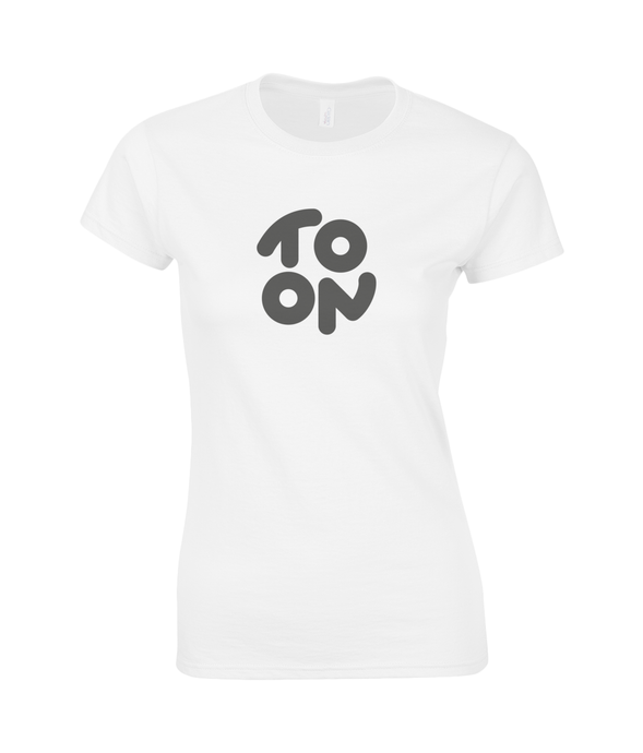 'Toon' Geordie Women's  T-Shirt SoftStyle®