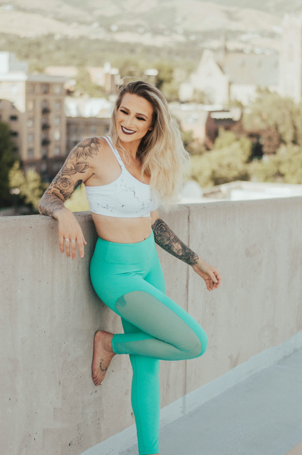 Mesh Me Up Leggings