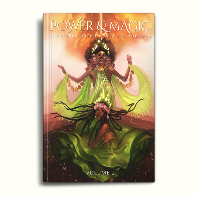 Power & Magic: The Queer Witch Comics Anthology Volume 2 (Softcover)