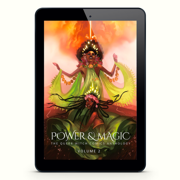 Power & Magic: The Queer Witch Comics Anthology Volume 2 (Digital)