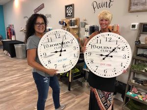 January 18th Saturday at 2:00 pm - Clock Workshop - Public