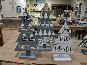 September 29th Sunday 12 pm Holiday Directional sign Workshop