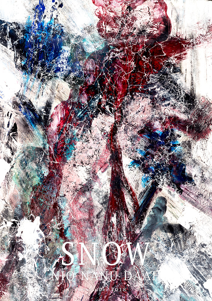 Poster - StilLife in Snow