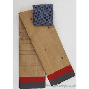 Premium Kanchi cotton saree