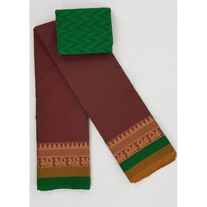 Chettinadu Pure Cotton Saree - Vinshika