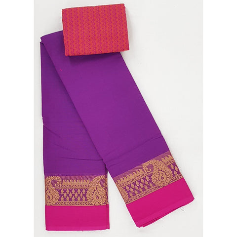 Chettinadu cotton saree - Vinshika
