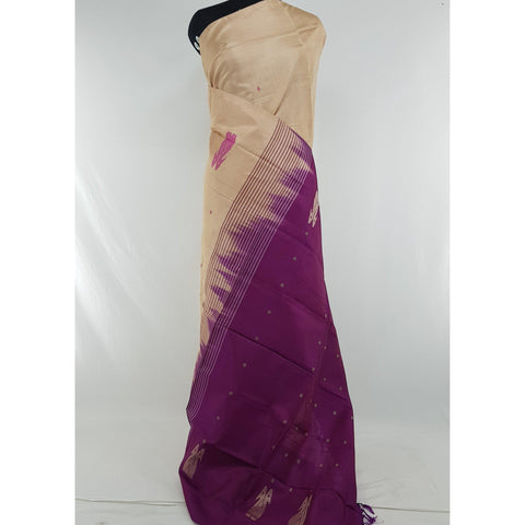 Handwoven Chinnalapattu Saree