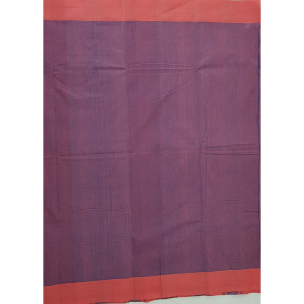 Handwoven Khadi cotton jamdani buttis saree - Vinshika