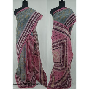 Murshidabad silk saree - Vinshika