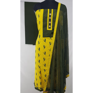 Printed Cotton Salwar set - Vinshika