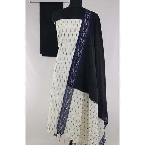 Pochampally Handloom Ikat cotton salwar set - Vinshika