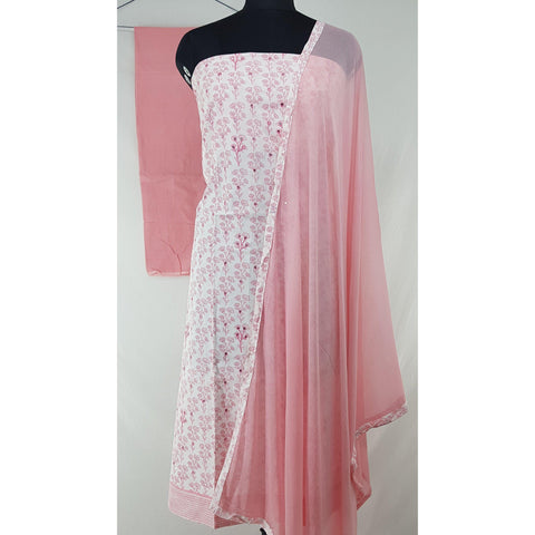 Cotton salwar set