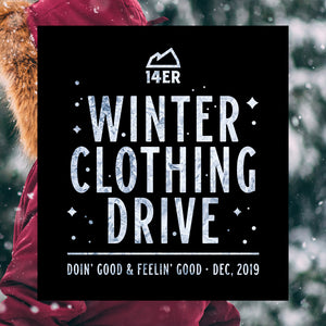 winter clothing drive specials