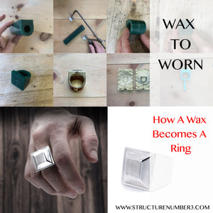 Wax To Worn: How A Wax Becomes A Ring