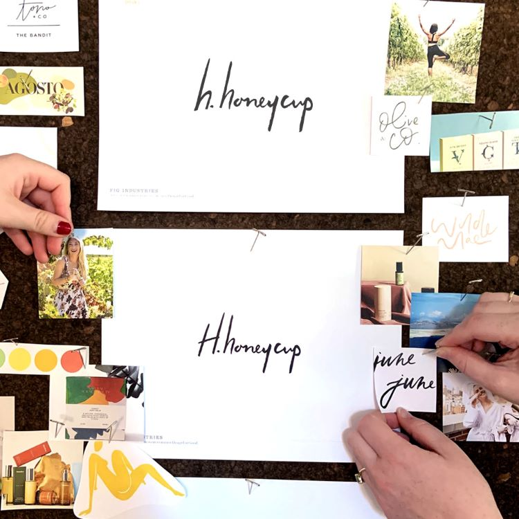 New Skincare Branding – H. Honeycup – Our Story
