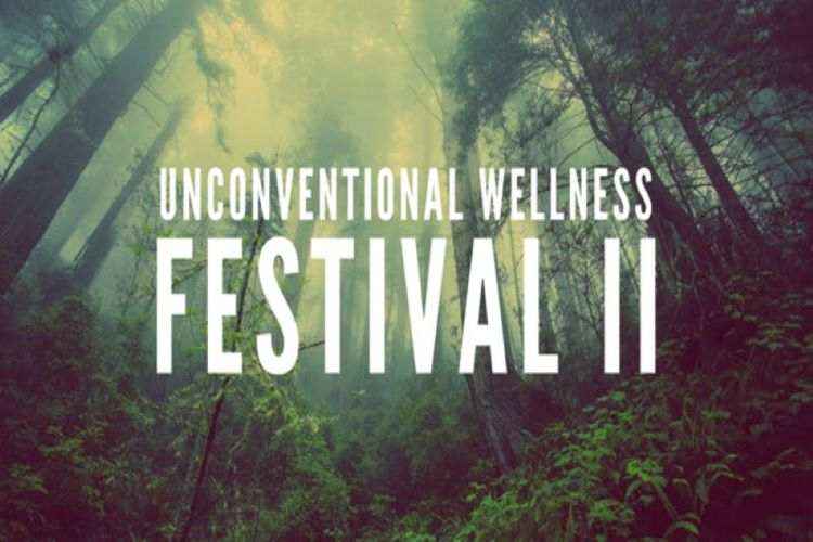 Unconventional Wellness Festival in the Park, September 7