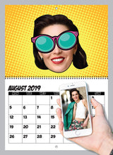 Load image into Gallery viewer, Comic Calendar For Her