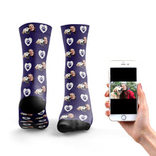 Load image into Gallery viewer, Dog and Owner Socks