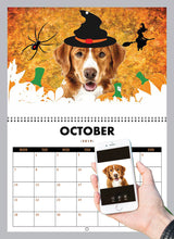 Load image into Gallery viewer, Dog Calendar 2019