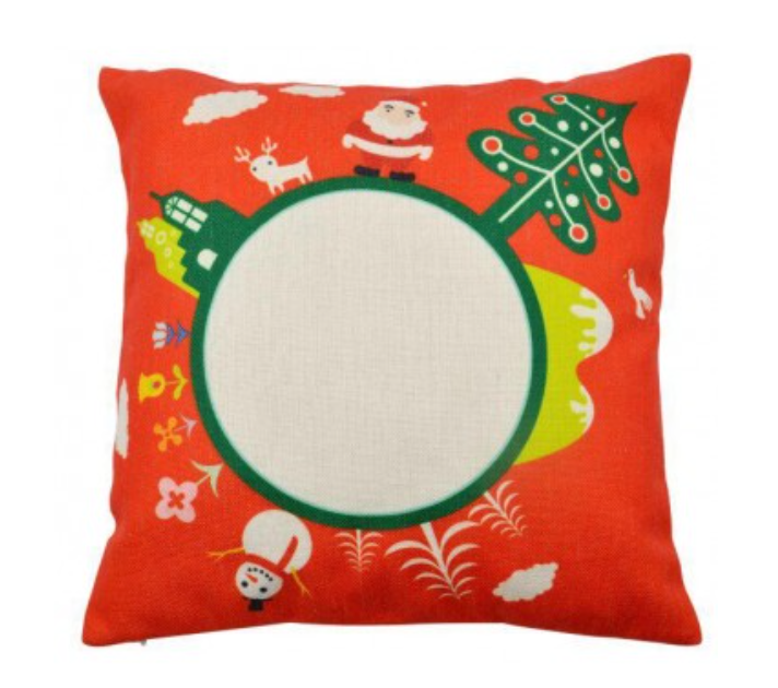 Personalised Christmas Pillow