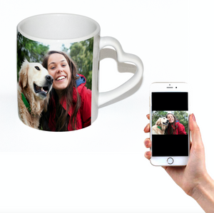 Dog and Owner Mug