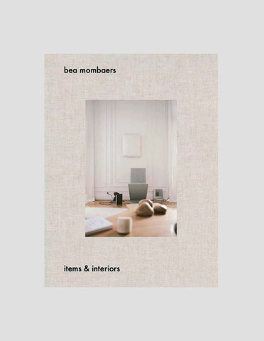 Bea Mombaers – items & interiors