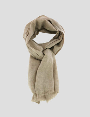 Fair Trade Kaschmirschal Taupe