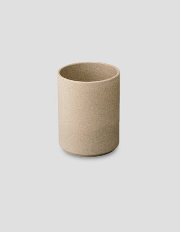 Hasami Porcelain Becher gross Natur