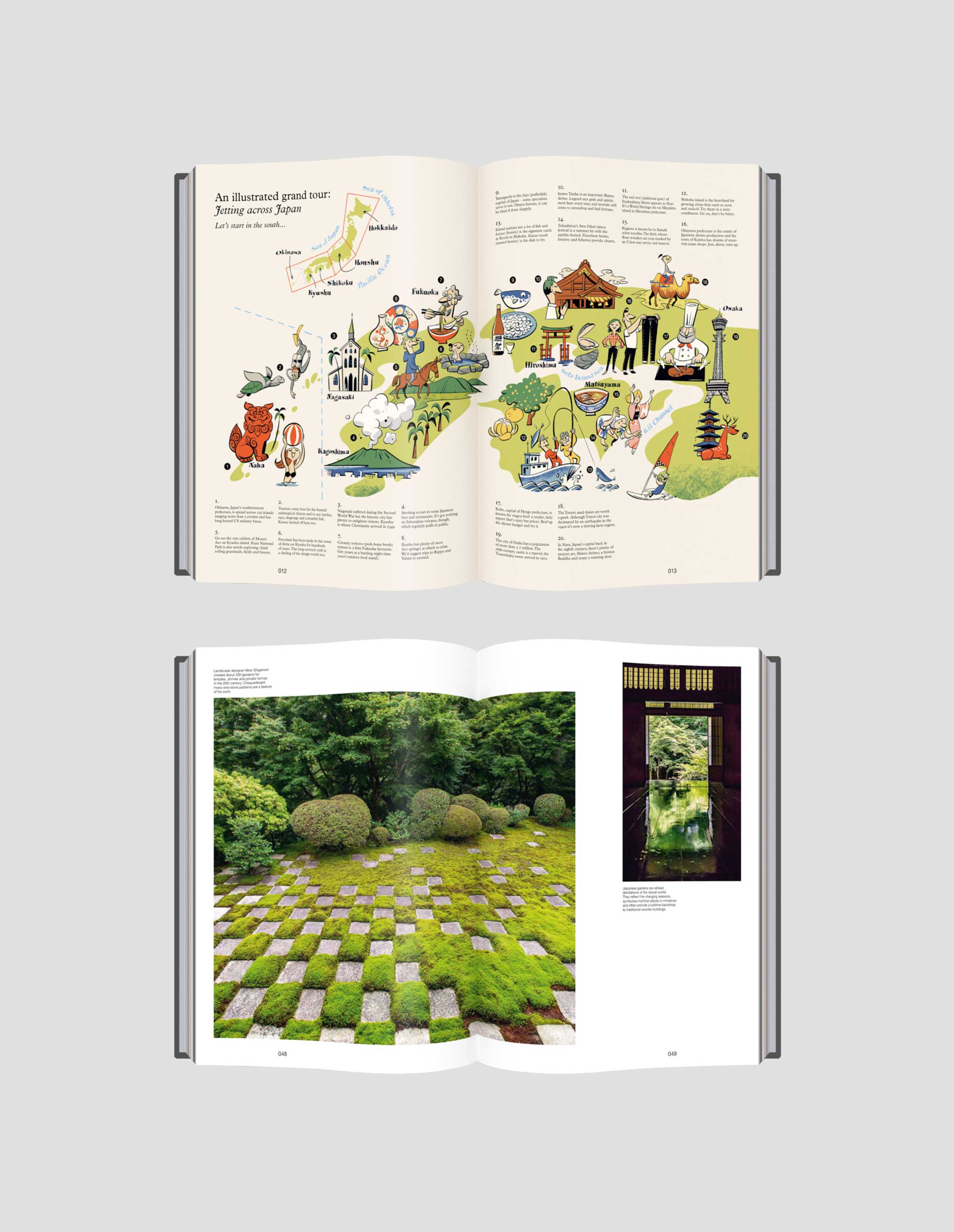 The Monocle Book of Japan #1