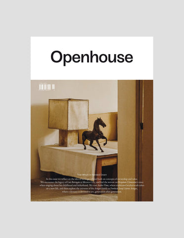 Openhouse Magazine Issue 15