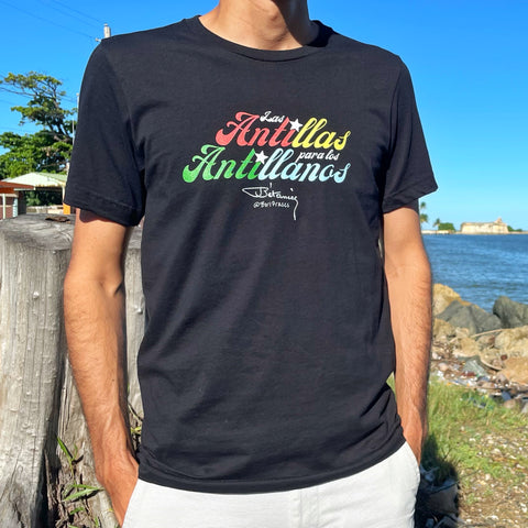 Antillas para los Antillanos, Betances (Unisex T-Shirt)