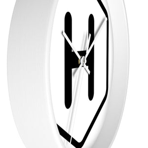 The Head Honcho Wall Clock