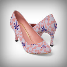 Tickled Pink Heels