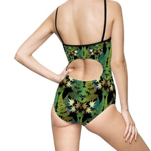 Kaleidoscopic Dank Swimsuit
