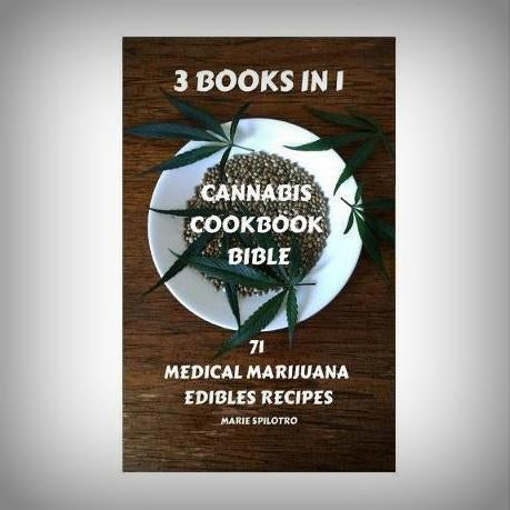 Cannabis Cookbook Bible