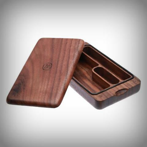 Marley Natural Walnut Case