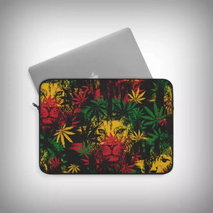 Fire Haze Laptop Sleeve