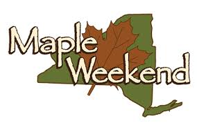 Maple Weekend 2020