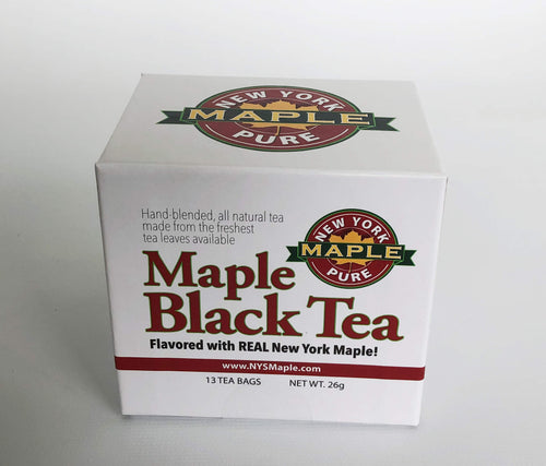 Box of Maple Black Tea