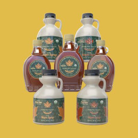 Sterling Valley Maple Organic and Flavored Syrups